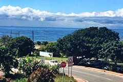 Restaurant view at Blue Ocean Dive Resort, Sardine Run Accommodation