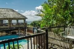 Swimming pool, Blue Ocean Dive Resort, Sardine Run Accommodation