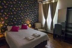 Accommodation room at Blue Ocean Dive Resort, Sardine Run Accommodation