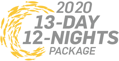 Sardine Run 2020 13 Day 12 Night Package to join Sardine Run South Africa